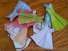 origami dresses on origami dress origami
