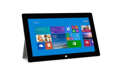 Microsoft Tablet Surface microsoft s surface 2 tablet follows faithfully in the footsteps of failure pcworld