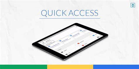 drive quick access enhanced google drive features