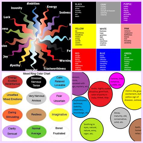 color for moods mood meanings colors 10349