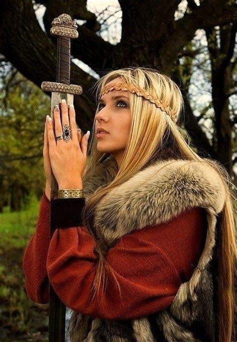 viking warrior hair scandinavian woman warrior warrior pinterest