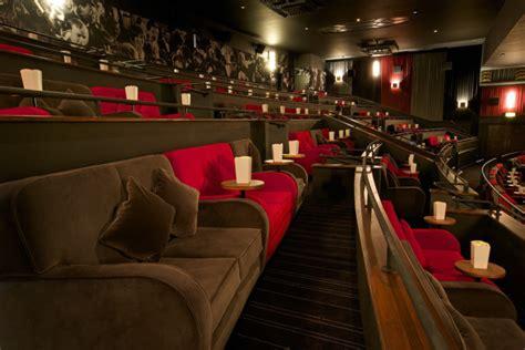london cinemas with sofas best london cinemas foxtons blog news