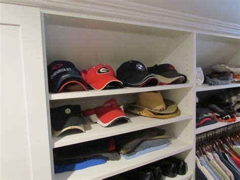 Hat Closet by Atlanta Closet Storage Solutions Hats
