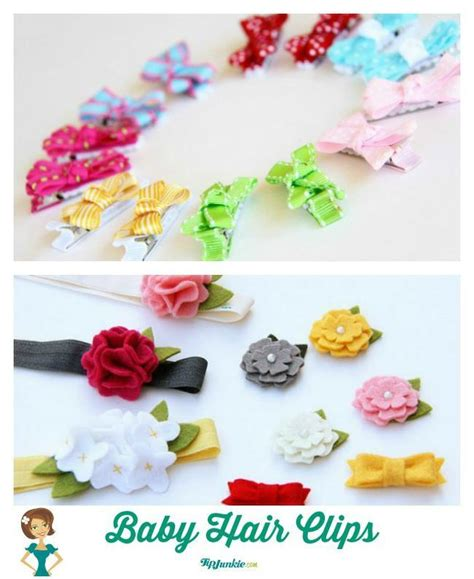 How To Make Hair Accessories At Home Easy by 26 Easy How To Make Hair Bows Step By Step Tip Junkie