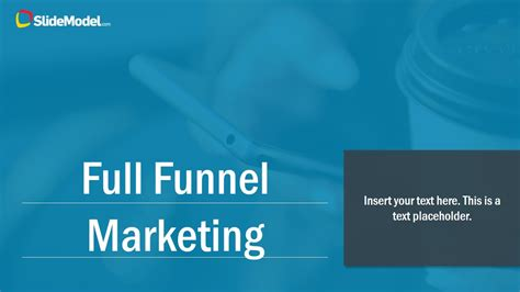 templates ppt marketing full funnel marketing powerpoint template slidemodel