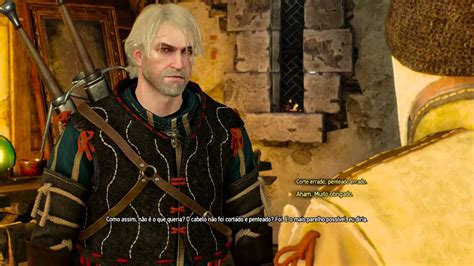 witcher 2 hairstyles the witcher 3 wrong haircut youtube