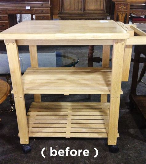 Dining Room Table Makeover Ideas elsie s restyled espresso cart a beautiful mess
