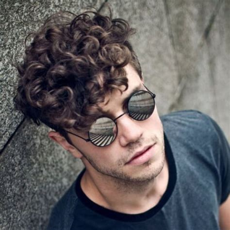 hairstyles for boys with thick wavy hair 50 impressive hairstyles for men with thick hair men