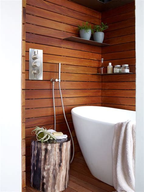wooden bathrooms 17 chic and elegant wooden bathroom interiors