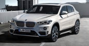 Bmw X2 Bmw X2 Will Be Previewed By Concept At Show