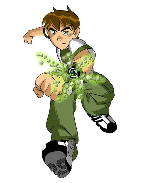 painting ben 10 ben10 by keithkern on deviantart