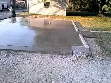 How To Build A Foundation For A Garage by Garage Foundation Bexley Ohio