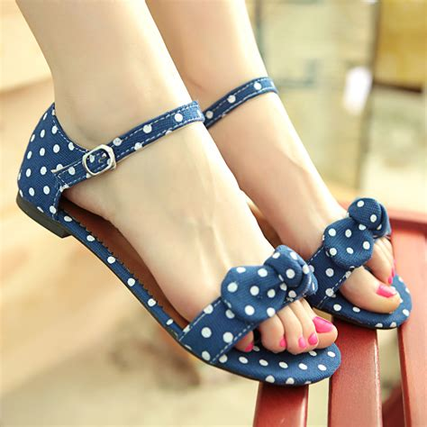 Pretty Heels For Summer by Flat Summer Casual Shoes Nationtrendz