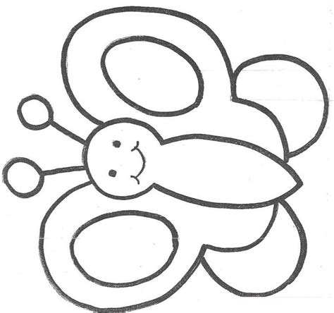 butterfly coloring pages for kindergarten butterfly coloriage 3 preschool crafts