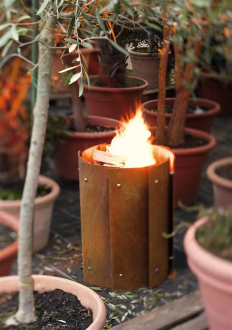 Ethanol Feuerstellen Garten by Freiraumbegleiter Galerie Feuer Im Garten Feuerstellen
