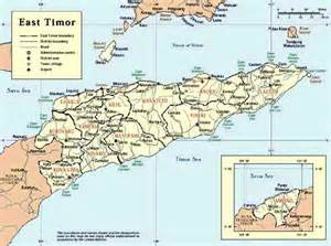 East Timor Location On World Map by Pacific Wrecks Map Of East Timor