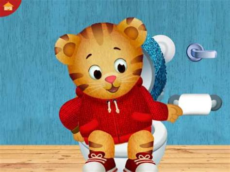 how to your to go potty outside daniel tiger s stop go potty review techwithkids