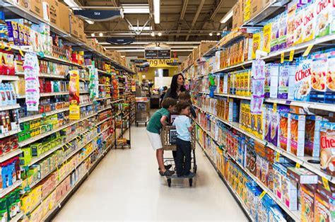Shelf Supermarket by Supermarket Shelves Navavina