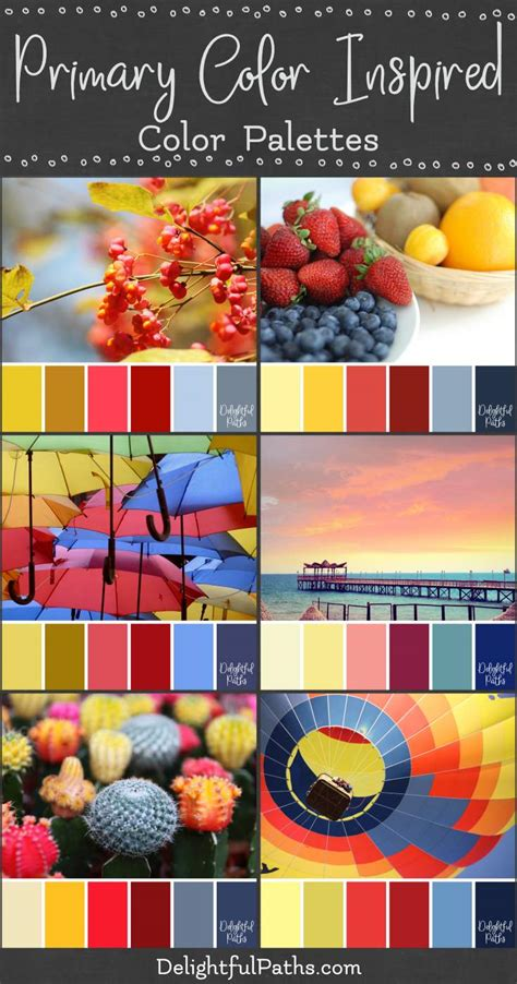 color palette from image primary color palettes from images delightful paths