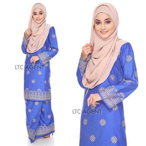 Baju Raya Sedondon Songket baju kurung moden songket bunga tabur all sold out saeeda collections