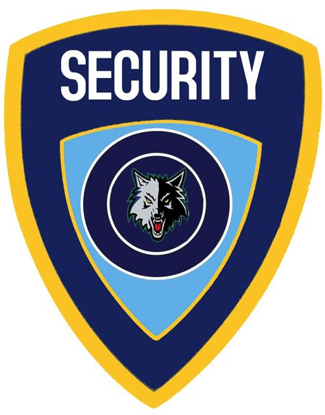 pin security logos on