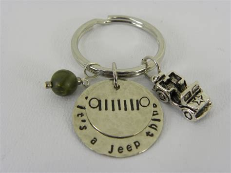 Jeep Key Chain Jeep Grill Keychain Etsy Teams
