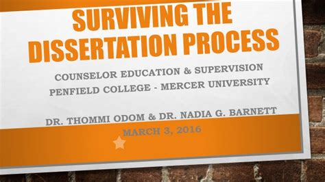 preparing for surviving the 90 days of the principalship books surviving the dissertation process