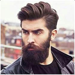 best hair styles to compliment a beard 40 quot look like a men quot best beard styles for teenagers