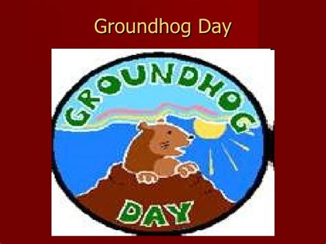 groundhog day origin the history of groundhog day