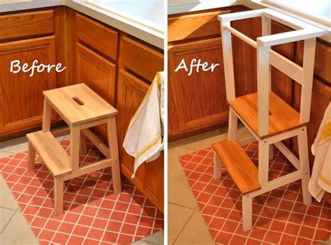a quick and easy ikea step stool makeover as 25 melhores ideias de ikea step stool no pinterest
