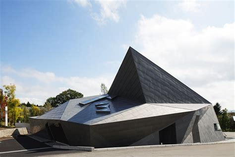 Origami Building - 15 spectacular buildings where origami meets architecture