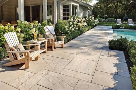 inspiring stamped concrete patio ideas hunker