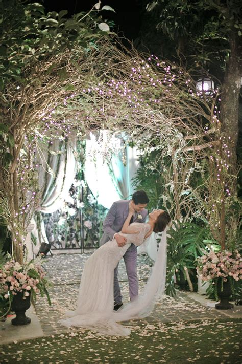 breathtaking celebrity weddings  happened