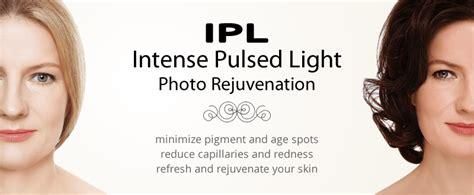 ipl pulsed light ipl pulsed light photofacial treatment