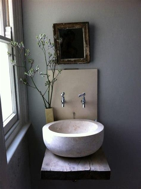 wabi sabi bathroom 136 best powder rooms images on pinterest