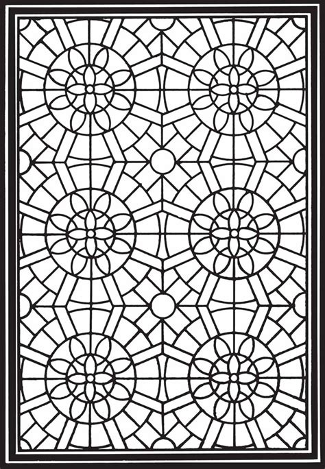 Free Coloring Pages Geometric Designs Coupon Chick Geometrical Design Coloring Pages