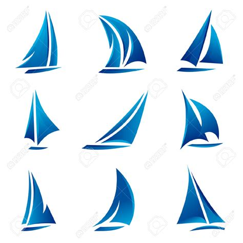 sailboat vector art sailboat stock vector illustration and royalty free