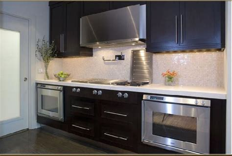small kitchen backsplash ideas ovens contemporary kitchen