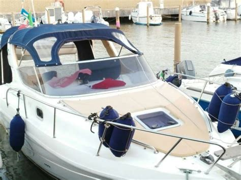 saver 690 cabin sport usato saver 690 cabin sport in toscana imbarcazioni cabinate