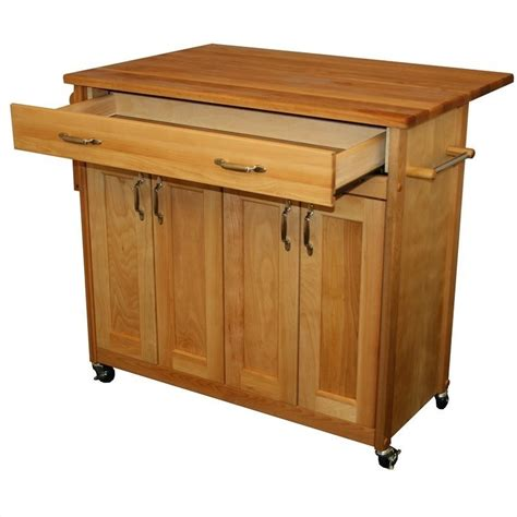catskill craftsmen kitchen island catskill craftsmen mid sized kitchen island 51538