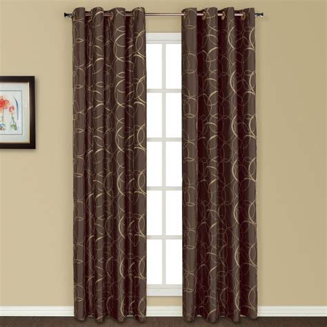 curtain top united curtain sinclair grommet top curtain panel panels