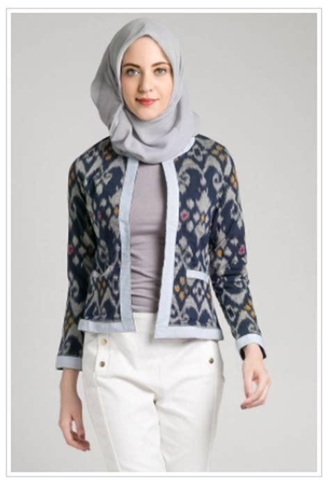 Baju Casual Wanita Muslimah contoh foto baju muslim modern terbaru 2016 10 contoh