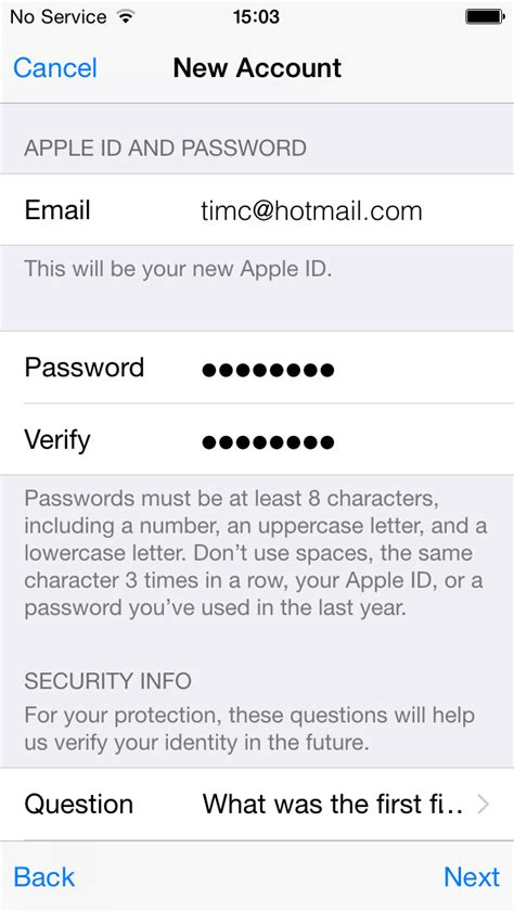 how to make your apple id without a credit card how to create an apple id without a credit card