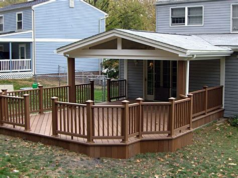 covered deck ideas covered back porch designs covered deck ideas the