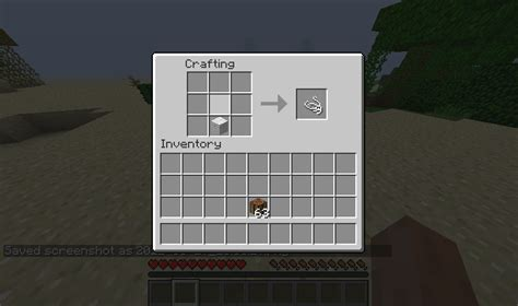 How Do You Make String - how do you make string in minecraft out of a wool pictures