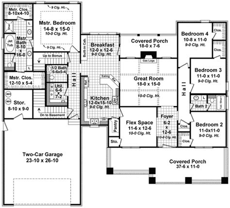 raised bungalow floor plans house plans canada stock custom raised ranch house plan