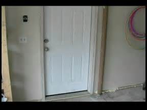 Garage Entry Door How To Replace A Garage Entry Door Identifying Problems