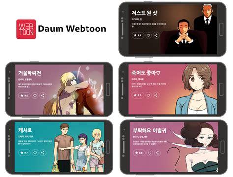 format webtoon five of kakao s daum webtoon titles to appear on chinese