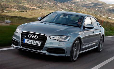 Audi A6 Baujahr 2012 by 2012 Audi A6 Review Audi A6 3 0 Tfsi Quattro Sedan