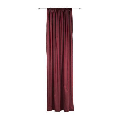 vorhang mit kr 228 uselband bordeaux gardine neu ebay - Vorhänge Mit Kräuselband